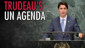 "Trudeau Admits Pandemic Is Opportunity For UN Globalist ""Reset"" Agenda"