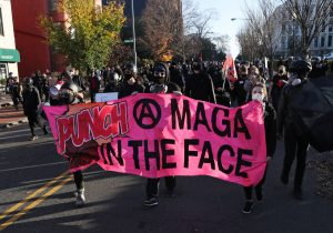 Antifa, Black Lives Matter Linked to Violence Against Trump Supporters in Washington