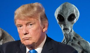 Israel's Former Space Security Chief Claims Aliens Exist, And Trump Knows | NBC News