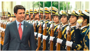 CBC LIES! Trudeau's Chinese Soldiers Story (As Presented by the State Broadcaster)