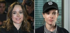 'Juno' Star Ellen Page Announces She Is Transgender: 'My Name Is Elliot'