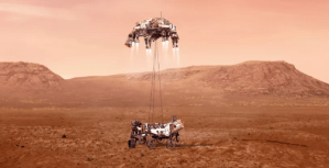 NASA's Perseverance rover makes historic landing on Mars after 'seven minutes of terror'