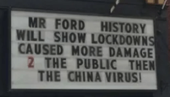 Anti-Chinese sign outside Ontario bar sparks calls for action
