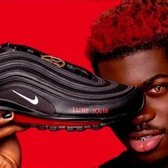 Nike sues over degenerate Lil Nas X 'Satan Shoes' with human blood in soles
