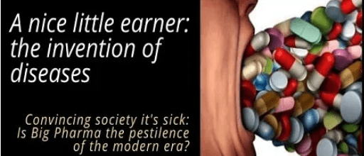 A nice little earner: the invention of diseases