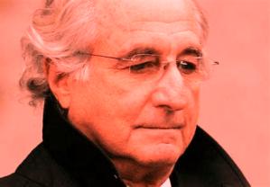 Bernie Madoff in Hell