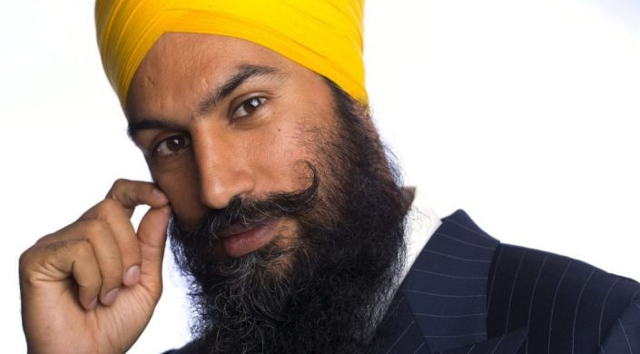 Jagmeet Singh dives into housing, B.C. megaprojects, India and race