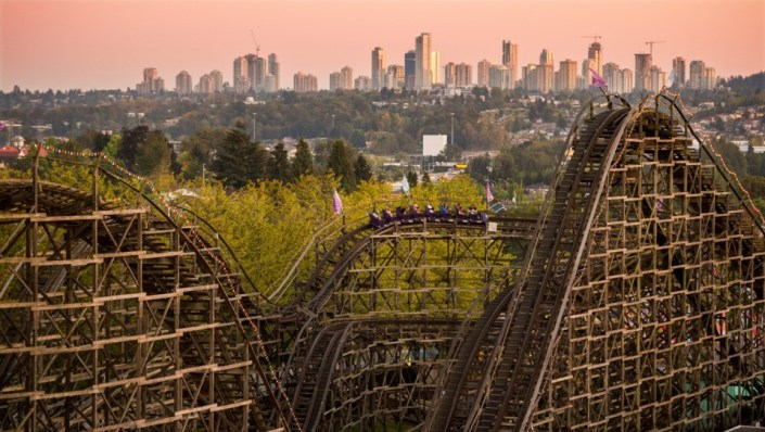 Over 100 years old, The PNE in East Vancouver is worth saving