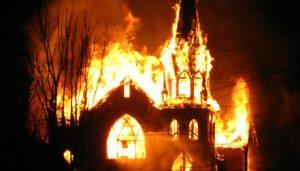 Catholic churches are burning down on Indigenous land in B.C.
