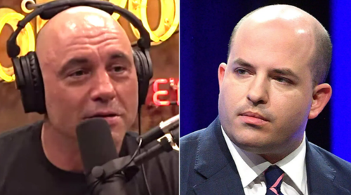 "Joe Rogan SMACKDOWN! … ""CNN's Brian Stelter's Show is Fucking Terrible!"""
