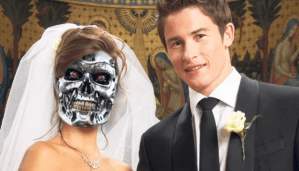 I DO, ROBOT Getting married to robots 'will be considered normal by end of century'