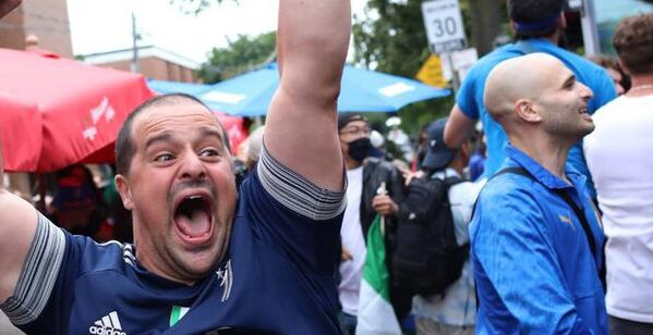 Big Toronto Parties Celebrate World Cup as Public Health Officers Outline Phase 3 Covid Restrictions