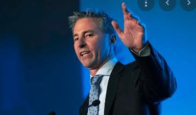 A look at Nova Scotia's new premier, Progressive Conservative Leader Tim Houston