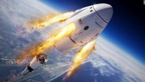 SpaceX tourists splash down after trailblazing trip to orbit