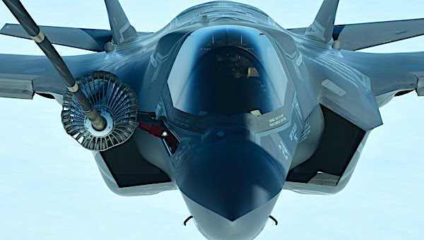 Chinese engineers confirm existence of F-35-killing superweapon
