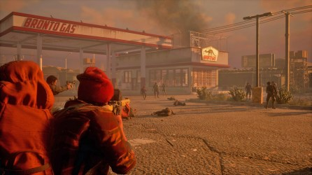State of Decay 2 Fight