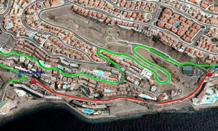 South Gran Canaria's Global 'GuaGua' Bus diversions during GC500 Road Closure