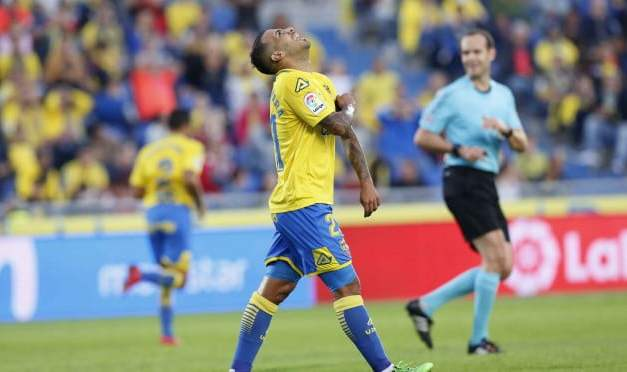 The Saint: Las Palmas V Levante