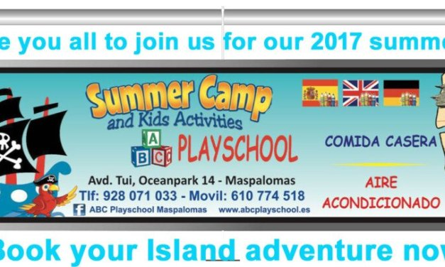 Argh, Mateys! Welcome to ABC Playschool Summer Camp