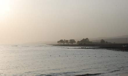 Weather: Dry African dust over Gran Canaria, with temperatures reaching up towards the mid 20s
