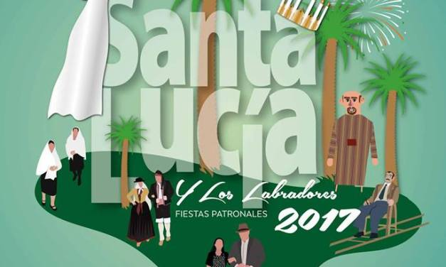 Santa Lucía celebrate their Patron Saint on 13 December