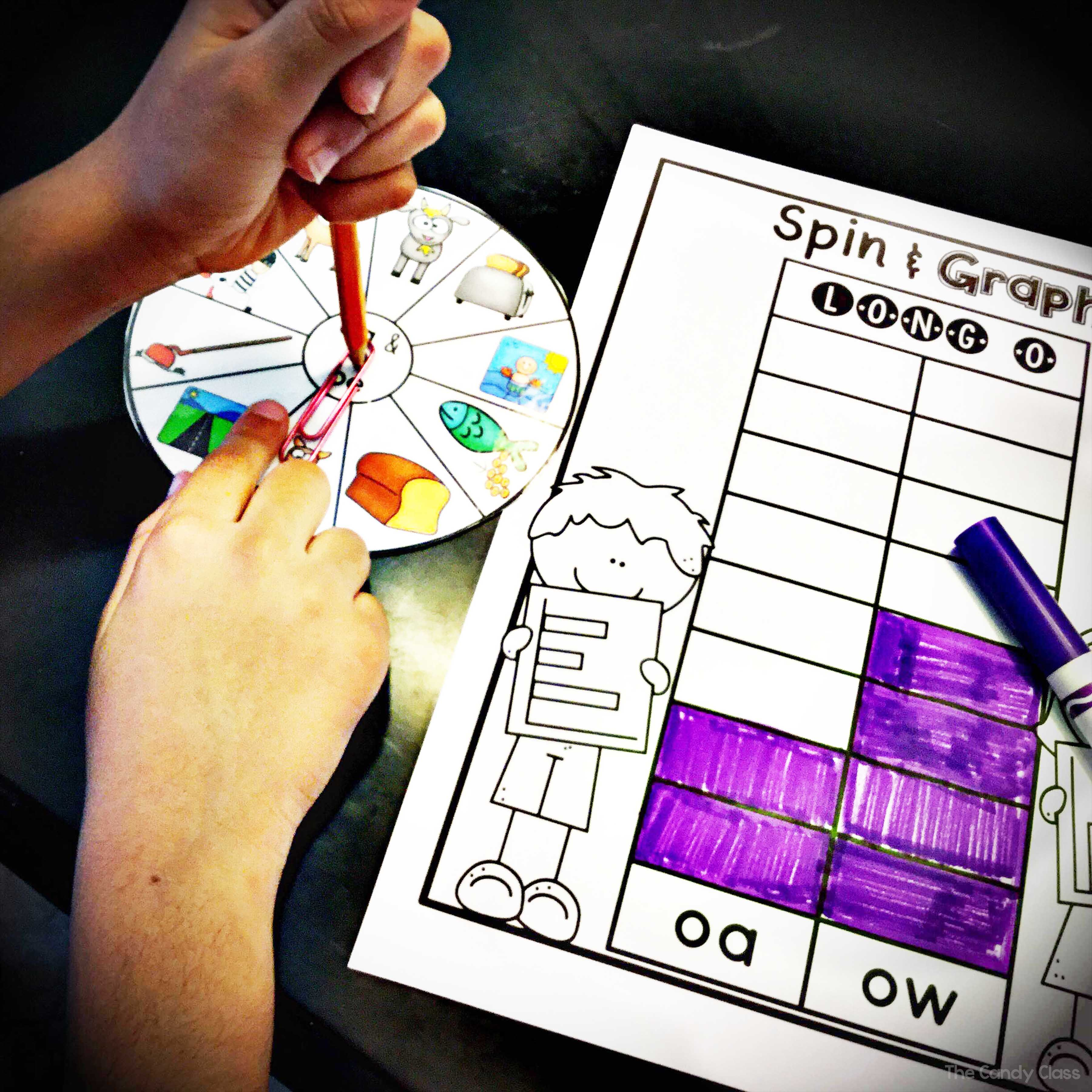 Activities For Teaching Long Vowel Teams In The Primary