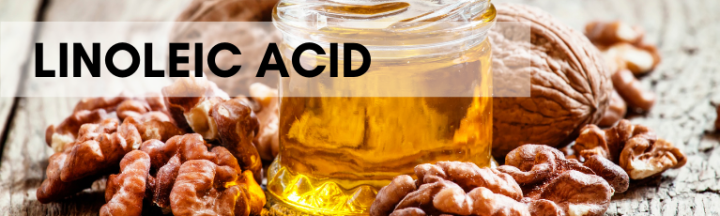 Linoleic Acid in Homemade Dog Food Recipes - Picture of walnut oil.