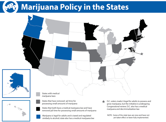Guest Post: 2015 Cannabis Industry Market Analysis  