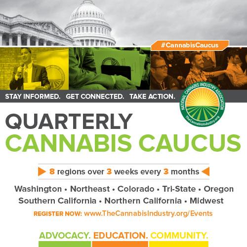 NCIA'S Quarterly #CannabisCaucus Event Series Continues!