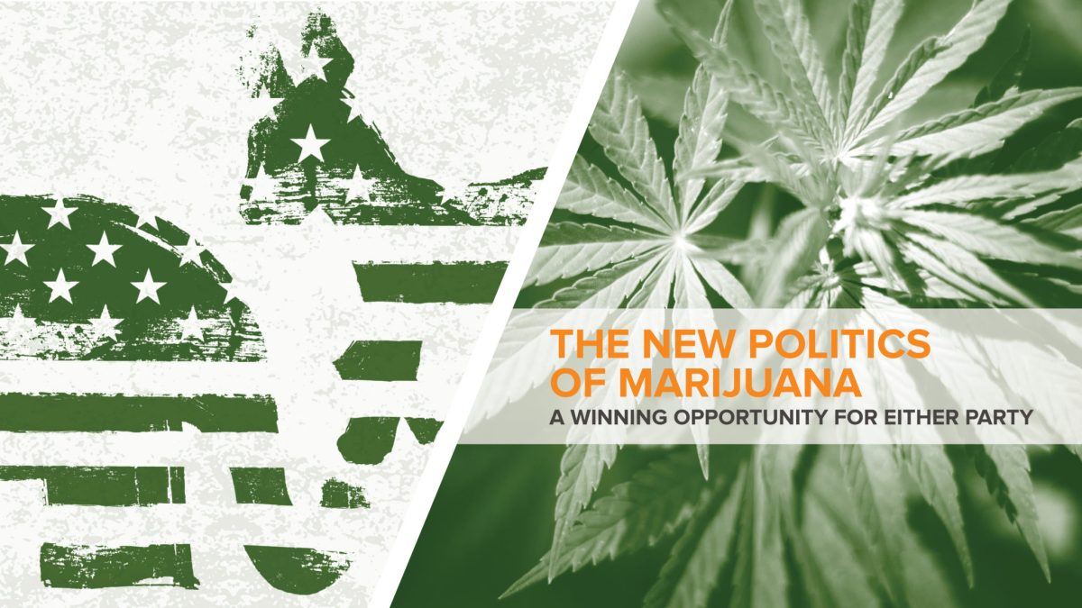 New Report Highlights Political Opportunities for Candidates Embracing the New Reality of Marijuana Legalization