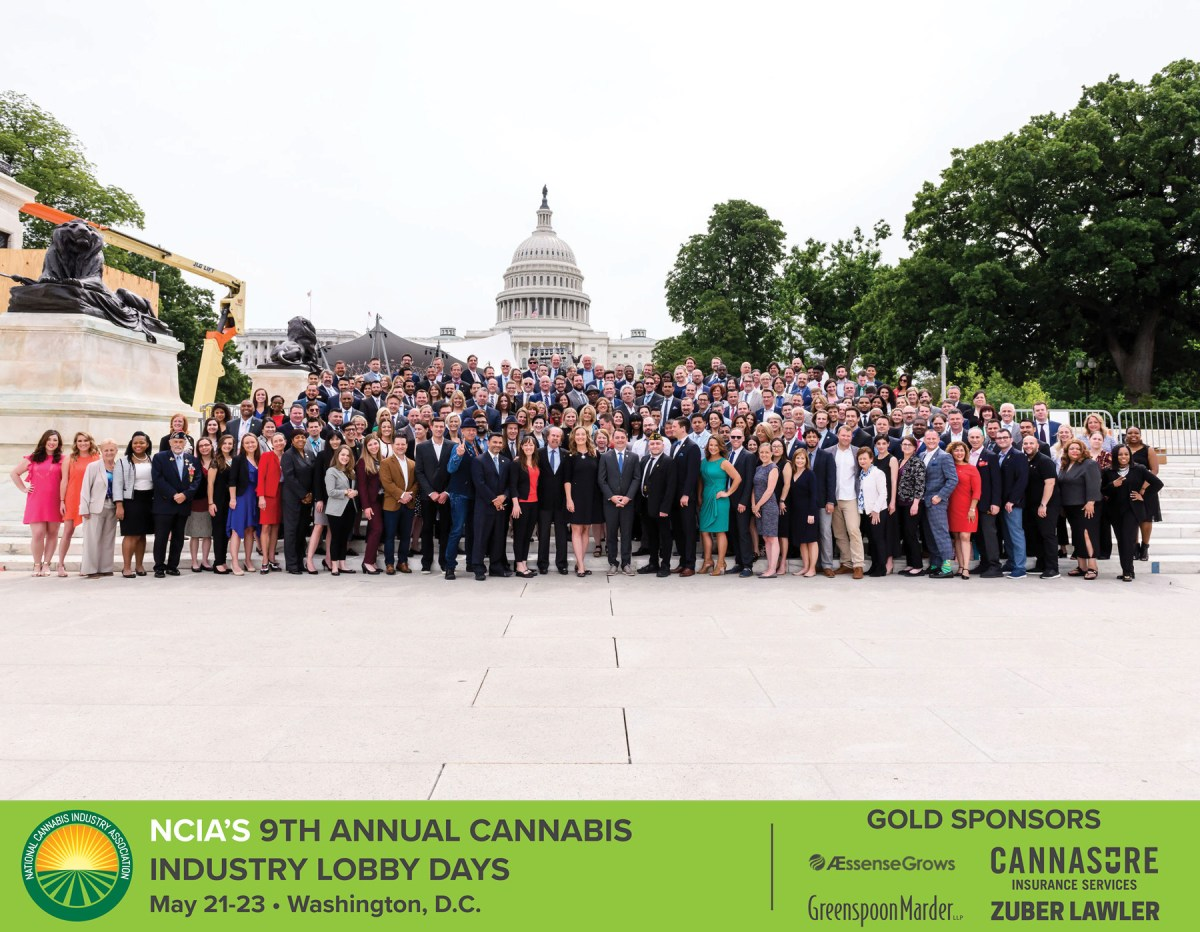 Cannabis Business Leaders in Washington Next Week to Advocate for Federal Reform