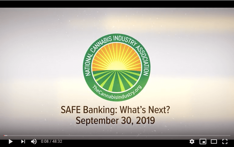Webinar Recording: SAFE Banking – What's Next?
