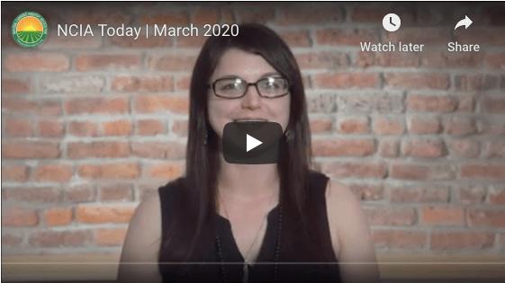 NCIA Today: Episode #3 – Caucuses Postponed, Illicit Market Summit Findings, Coronavirus Response, and more!