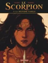 Scorpion 11 - La neuvière famille - Marini