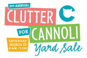 The Cannoli Fund's Annual Yard Sale in King William