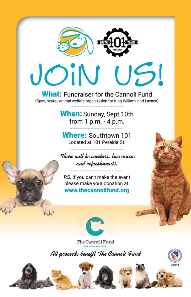 Cannoli Fund Fundraiser