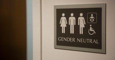 Saying Goodbye To Male And Female Toilets