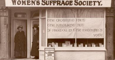 7 Inspirational Tunbridge Wells Suffragettes