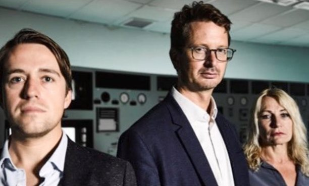 LEFT TO RIGHT: Former intelligence agents - Cameron, Julian, Deborah. (Picture: Channel 4)