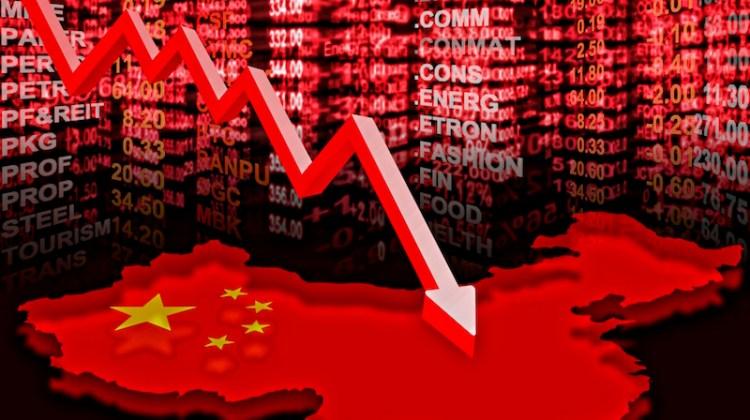 China Faces Recession Threat