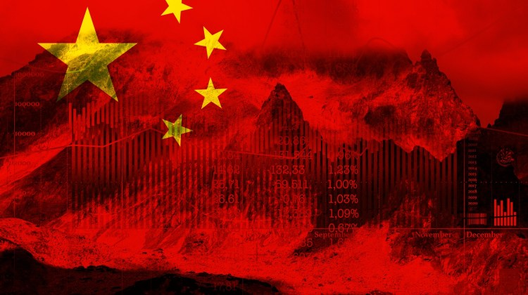 china receission