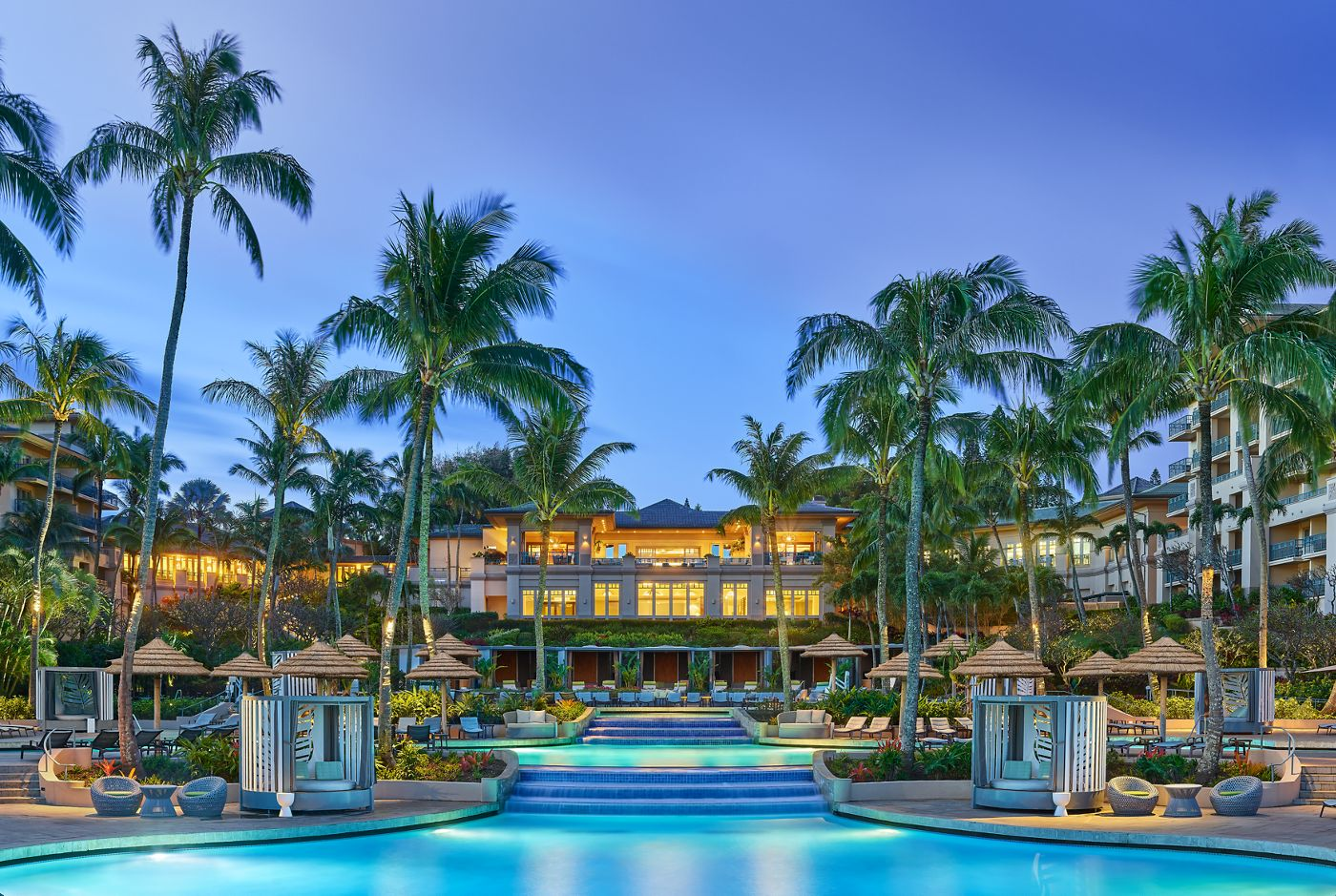 The Ritz Carlton Hawaii