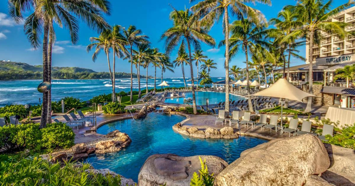 Turtle Bay Resort North Shore Hawaii