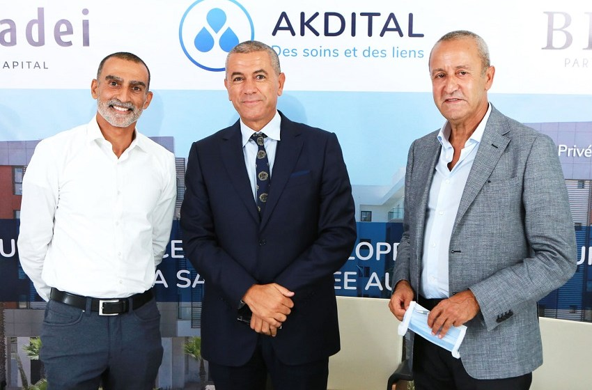 Aradei Capital picking up 51% stake in Morocco's Akdital Immo