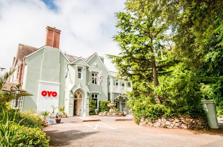 How SoftBank's Oyo bet is paying off despite Covid-19 pummelling hotel firm's finances