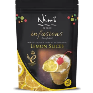 100% Natural Air Dried Citrus Infusion for drinks 3 Flavour