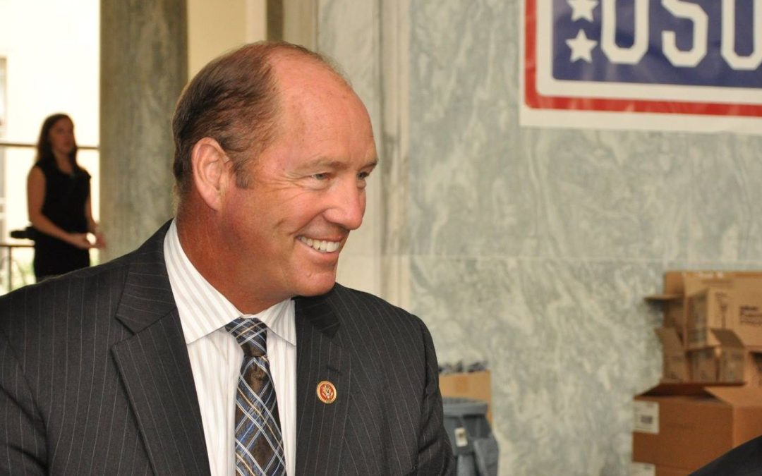 A Treat, No Trick: Congressman Yoho Seems to Be Honoring Campaign Term Limit Promise