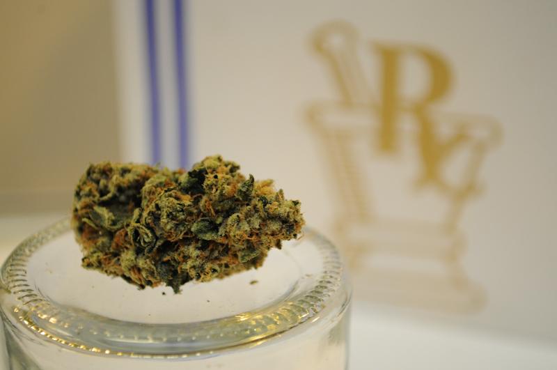 Medical marijuana 'a start' to reducing drug crime, says law enforcement group