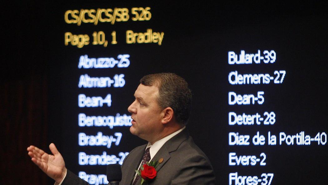 Bradley's Amended SB 10 Passes Senate Appropriations