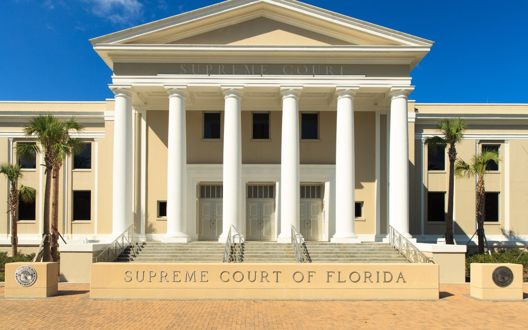 Florida Supreme Court Justices Asked to Recuse Themselves in a Case That Could Influence Court for Years to Come
